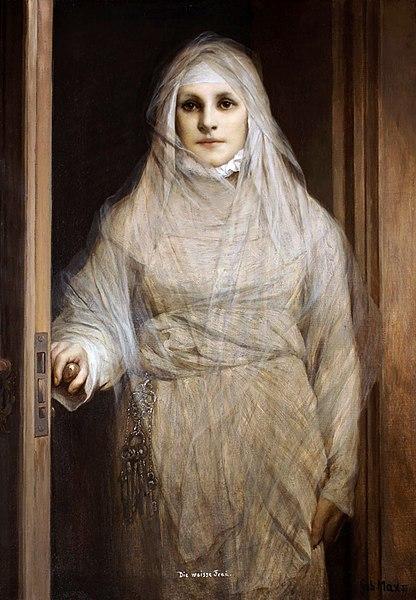 Die weiße Frau