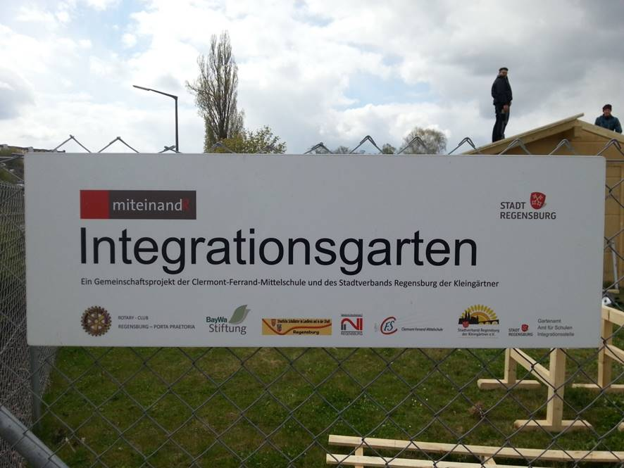 Integrationsgarten